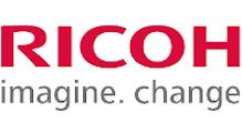 Logo der Firma Ricoh